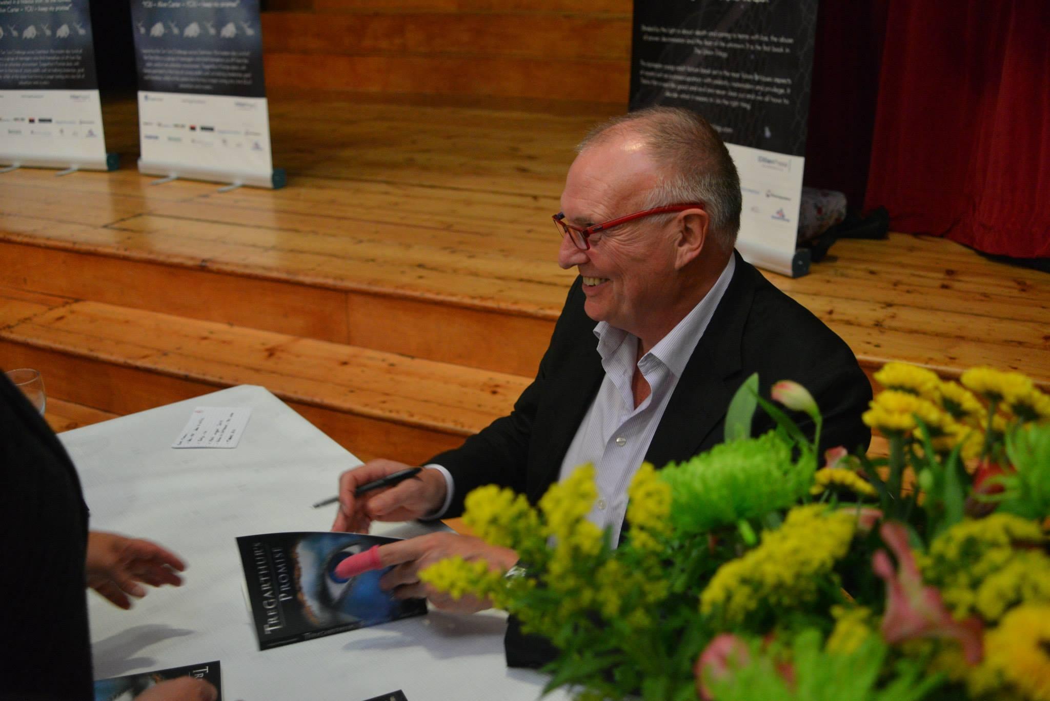 Alex Mellanby - Author of the Tregathur's Series