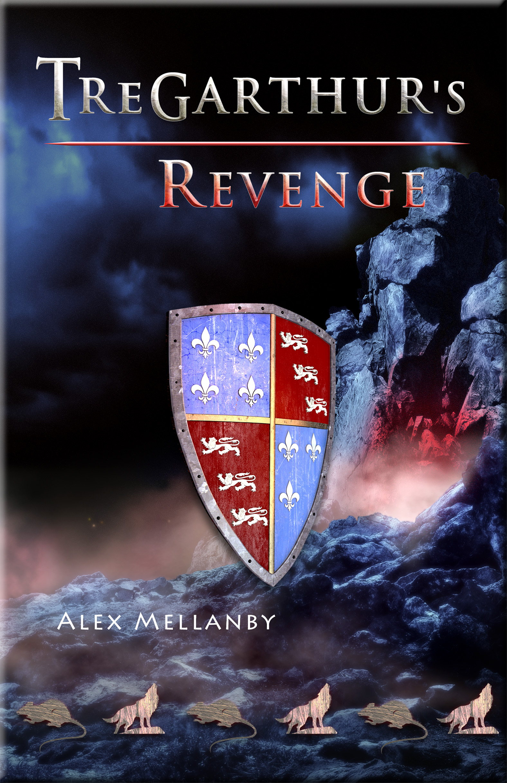 Front Cover - Tregarthur's Revenge (Book 2 of the Tregarthur's Series)