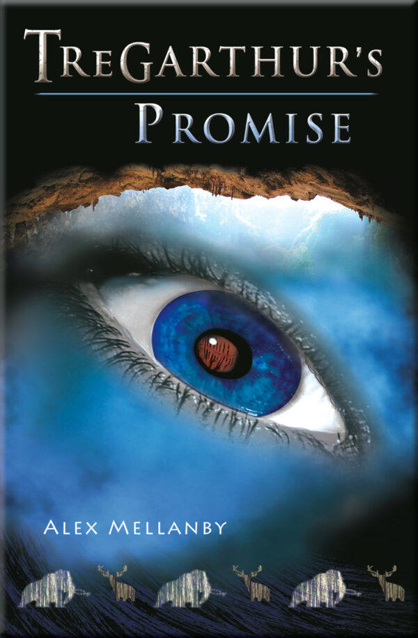 Book Cover Tregathur's Promise by Alex Mellanby (Book 1) The Tregarthurs Series