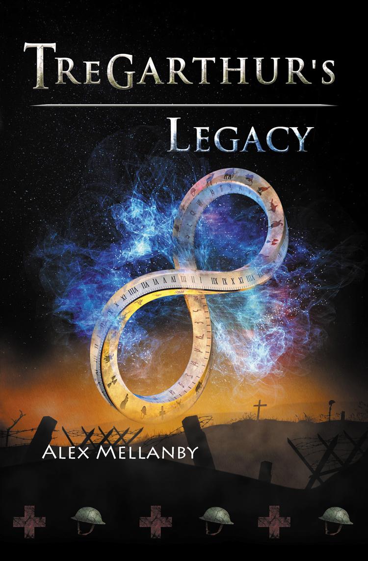 Tregarthurs Legacy by Alex Mellanby