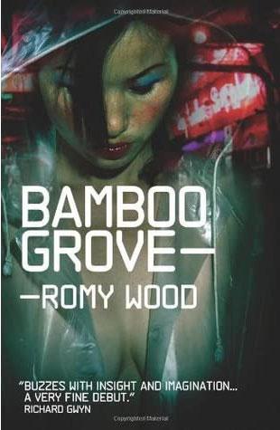 Bamboo Grove by Romy Wood