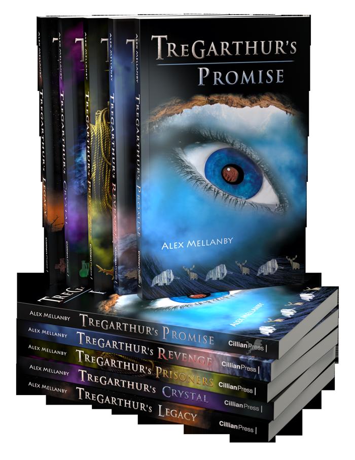 The Tregarthurs Series - Alex Mellanby